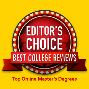 Best College Reviews Editor's Choice Top Online Masters Degrees.